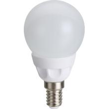 Cerâmica de LED bulbo G50 2835SMD 5W 470lm E14 AC100 ~ 265V