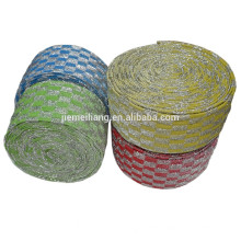 JML1310 Dish washing raw material kitchen cleaning sponge scouring pad raw material with good quality