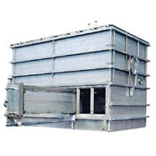 Inner Heating Fluid Bed Secador utilizado em carbonato de zinco básico
