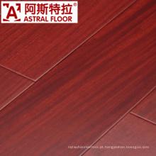 Revestimento Engineered com núcleo de madeira do eucalipto Red Cabreuva (AX507)