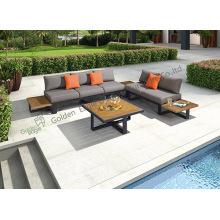 Alla Aluminium Garden Soffa Uteplats Möbler