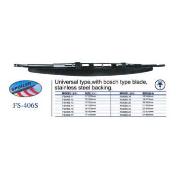 Car Accessories Frame Wiper Blade T550 (FS-406S)