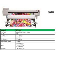 Imprimante textile numérique pour l'impression par sublimation