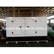 Ensemble de générateur diesel Cummins série 100kw silencieux (KJ-C140)