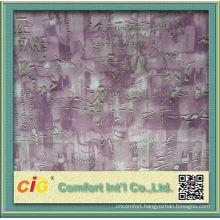 Poly Hot Stamping Oxford Fabric