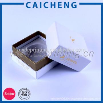 Custom Cosmetics Rigid Paper Cardboard Packaging Box with EVA Foam Insert