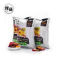 VF de alta calidad mezcla de vegetales y frutas chips