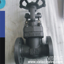 Forged Steel A105/Lf2/F11/F22 Flange Ends OS&Y Gate Valve