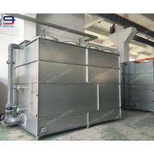 GHM-125 Torre de resfriamento refrigerada por água de fluxo cruzado Torre de arrefecimento do gerador superdyma