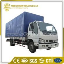 Buena flexibilidad resistente al desgaste PVC cubierta cubierta del camión