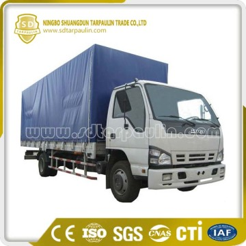 Good Flexibility Tear Resistant PVC Tarpaulin Truck Cover
