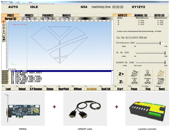 Cnc Controller And Software