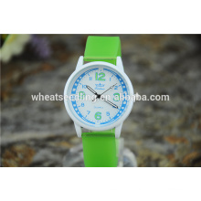new trendy fashion top sale cartoon kids silicone wrist smart baby watch