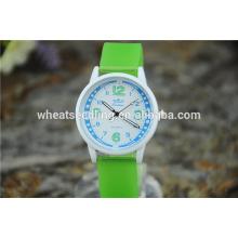 Os desenhos animados novos da venda da forma na moda caçoam o relógio esperto do bebê do pulso do silicone