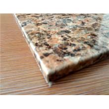Paneles de sándwich de panal de aluminio de textura de piedra