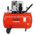 CE certificó el compresor de aire portátil de 3hp Italia