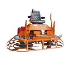 Rouler sur une machine à truelle Power Float