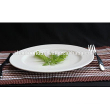 Moda New Bone China Round Flat Plate