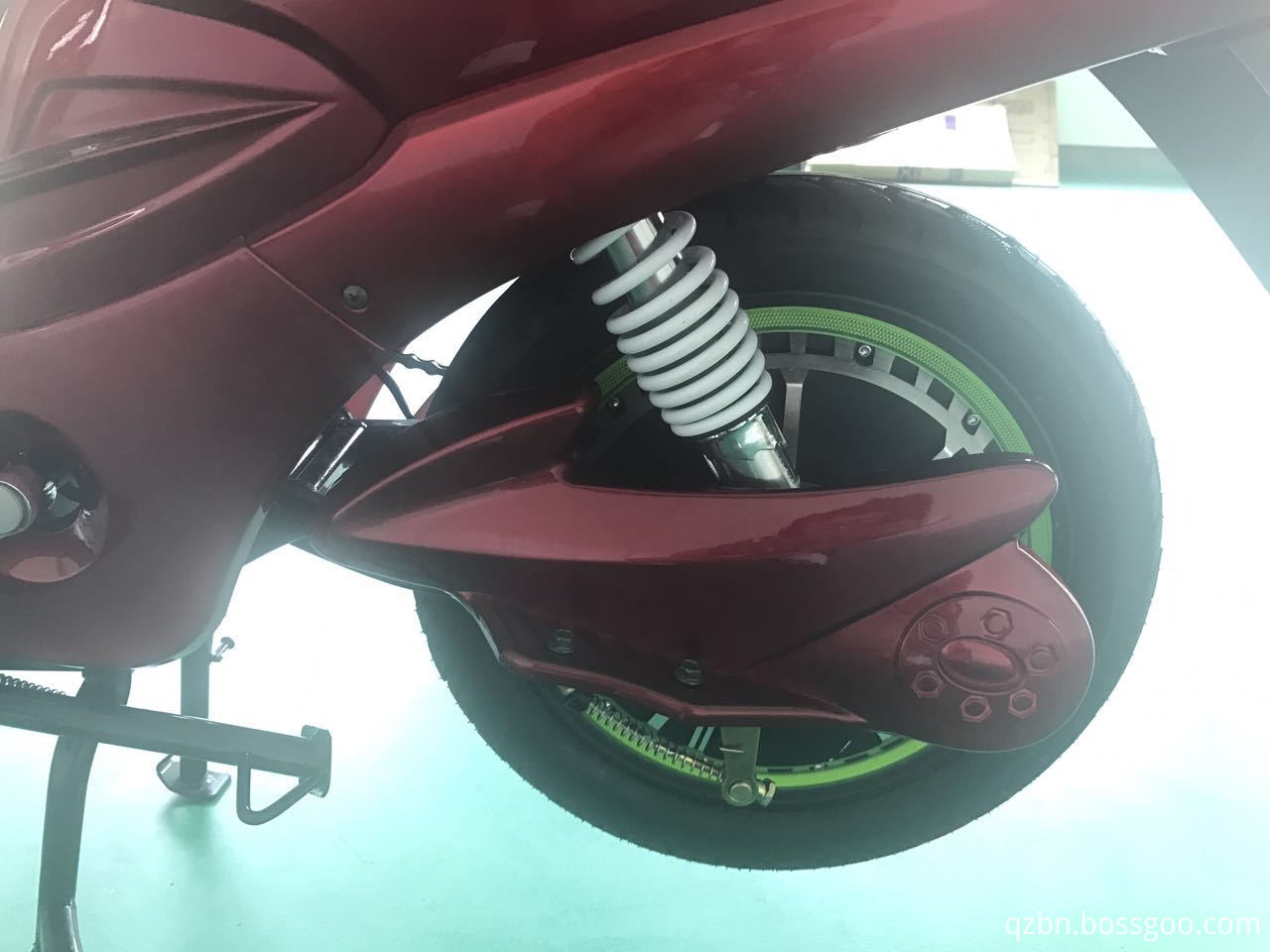 500w Motor Electric Motorcycle