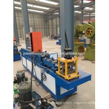 Machine de formage de rouleau de porte à rouleaux de presse hydraulique