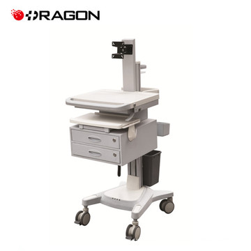 DW-310-A New style hospital for sale computer trolley equipment