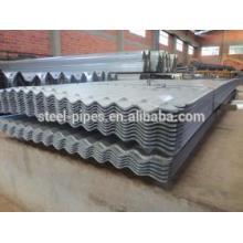 Boa qualidade 55% Al-Zn folha de aço revestida Galvalume bobinas