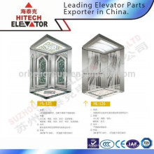 Mirror surface elevator cabin for shopping mall/HL-125