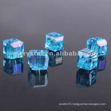 square acrylic beads