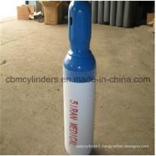 Oxygen Helium Argon Nitrogen Hydrogen Air Gas Packaging Cylinder Bottles
