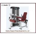 Machine commerciale de courbure de jambe d'équipement de gymnase