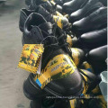 Low Price Stock Work Footwear Leather Safety Shoes