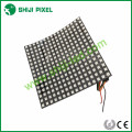 sk6812 digital flexible bendable RGB led matrix panel light