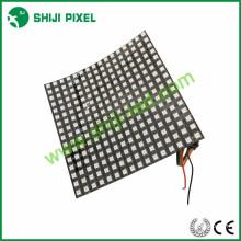 RGB flexível quadrado conduziu a matriz de ponto 8 * 32/16 * 16/8 * 8 uso interno claro