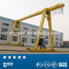 seul faisceau électrique palan utilisé portique grue 25 tonne palan crane 5ton