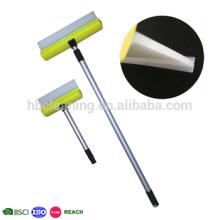 cuchilla universal del limpiador del silicón, limpiaparabrisas de ventana manejado telescópico