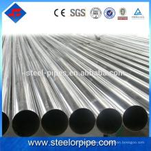 Nuevos productos en el mercado de China 201 tubería de acero inoxidable