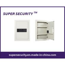Elektronische digitale flache Kasse Sicherheitsschloss Wand Safe (SMQ22)
