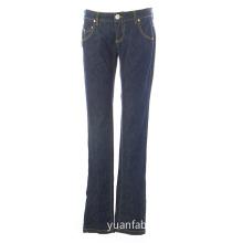 Women Jeans Trousers Cotton Blend Denim Pants