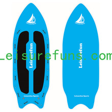 point de chute gonflable grand tableau de sup