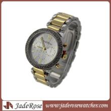 Heißer Verkauf Marke Modell Quarz Lady Armbanduhr