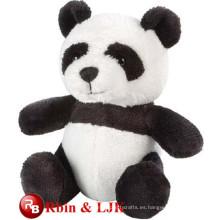 Fábrica personalizada de juguete suave peluche de peluche relleno y juguete de panda rellena
