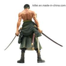 Custom Made 3D Cartoon One Piece Action Figure Manufacturer