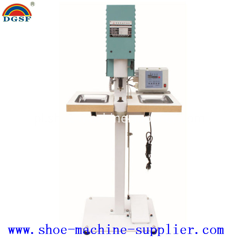 Button Riveting Machine