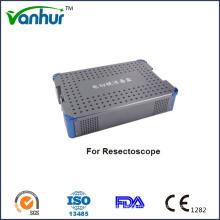 Étui de stérilisation d'équipement médical de base pour résectoscope