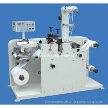 Rotationsstanze Schneidemaschine für Blank Label