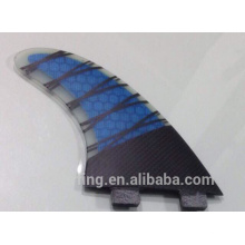 colorful design swim fins surf fins carbon composite honeycomb fresh fins