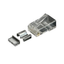 RJ45 Connector Cat.6A Shielded Cable