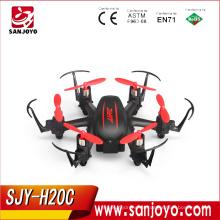 Hot JJRC Drone H20C con cámara de 2.0MP HD 2.4G 4CH 6 ejes Gyro RC Hexacopter PKH20 H26D SJY-H20C
