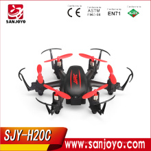 Chaude JJRC Drone H20C avec 2.0MP HD Caméra 2.4G 4CH 6-axe Gyro RC Hexacoptère PKH20 H26D SJY-H20C