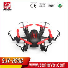 Hot JJRC Drone H20C with 2.0MP HD Camera 2.4G 4CH 6-axis Gyro RC Hexacopter PKH20 H26D SJY-H20C